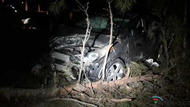 Photo of Kürdəmirdə minik avtomobili körpüdən aşdı