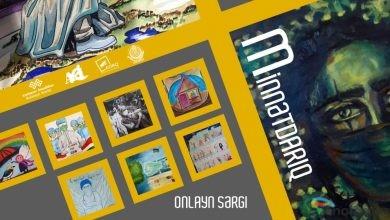 """Photo of """"Minnətdarıq"""" adlı respublika rəsm müsabiqəsinin onlayn sərgisi açılıb"""
