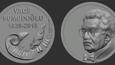 """Photo of Bu şəxslər """"Vaqif Səmədoğlu"""" medalı ilə təltif edildi"""