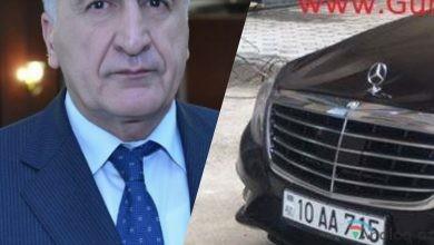 Photo of Deputatının bahalı lüks avtomobili — FOTOLAR