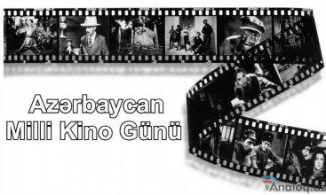 Photo of Avqustun 2-si Azərbaycan Kinosu Günüdür