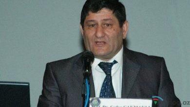 Photo of Professor Mühacir Qərbi Azərbaycan (İrəvan) Respublikasının gerbindən danışdı