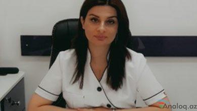 """Photo of """"Əsl həkim xəstəyə biznes,qazanc kimi baxmamalıdır""""-AYNURƏ HİDAYƏTQIZI"""