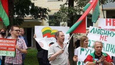 Photo of Belaruslar Litvaya etiraz etdilər-SƏBƏB