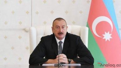 """Photo of Prezident İlham Əliyev """"CNN International"""" televiziyasına müsahibə verib"""