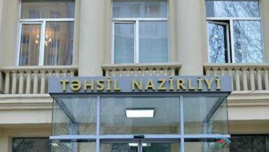 Photo of Təhsil Nazirliyinin 2 şöbə müdiri vəzifəsindən azad olundu