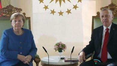 Photo of Ərdoğan Merkellə videokonfransda Şərqi Aralıq dənizindən danışdı