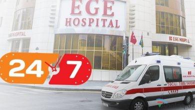 """Photo of """"EGE Hospital"""" klinikasında qanlı cinayət — Şok təfərrüat"""