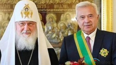 Photo of Azərbaycanlı milyarder Rus Kilsəsinin ordeninə layiq görüldü…-FOTO