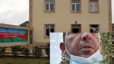 Photo of Jurnalist Masazır Bələdiyyəsinin üzvləri tərəfindən döyüldü-FOTO