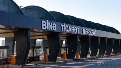 """Photo of """"Binə"""" ticarət mərkəzi açılır"""