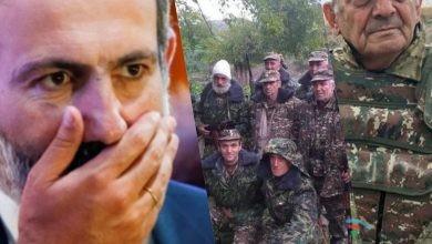 Photo of Paşinyan dağılmış ordusuna nəzarəti itirib