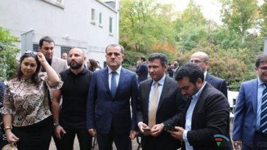 Photo of Ceyhun Bayramov Vaşinqtonda azərbaycanlılarla görüşüb – FOTO