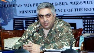 """Photo of """"Erməni mövqeləri itirilib""""- Arçrun Ovannisyan"""