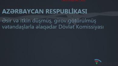 Photo of Rəsmi! -1992-ci ildə əsir götürülmüş Azərbaycan hərbçisinin tapılması barədə məlumatlar həqiqətəuyğun deyil