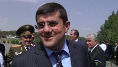 Photo of Terrorçu Arutyunyan  Ağdama gəldi