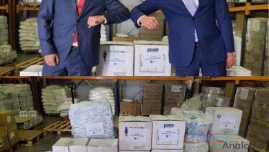 Photo of İsrail Azərbaycana humanitar yardım göndərib