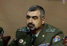 Photo of Ermənistan Sərhəd Qoşunları komandanı Vaginak Sarksyan vəzifəsindən azad edildi