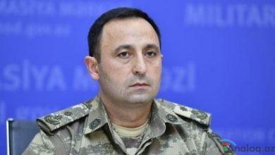"""Photo of Anar Eyvazov: """"Ermənistan dərk etməlidir ki, bərpa edilən sərhədlər münaqişə zonası deyil"""""""