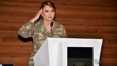 Photo of Qənirə Paşayeva İlk hərbçi xanım şəhidimizdən yazdı