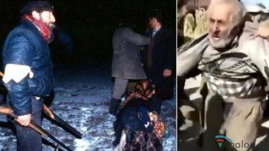 Photo of Xocalı soyqırımına görə axtarışda olan Xocalı canisi Tevosyan