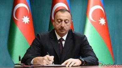Photo of Prezident bu qanuna dəyişiklik etdi