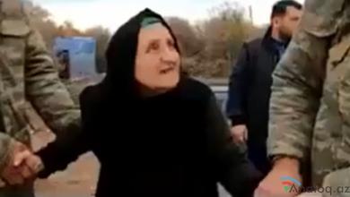Photo of Ağdamlı nənə 27 il sonra torpağına qayıtdı