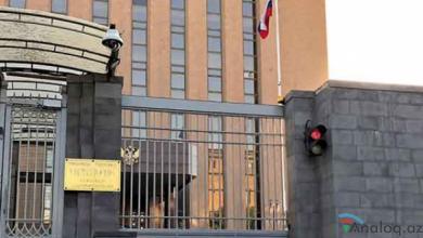 Photo of İtkin ailələri Rusiya səfirliyinin önünə toplaşdı – Ermənistanda