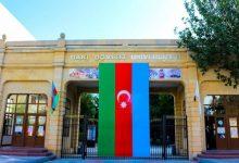 Photo of Dövlət Bayrağını təhqir edən tələbə qovuldu