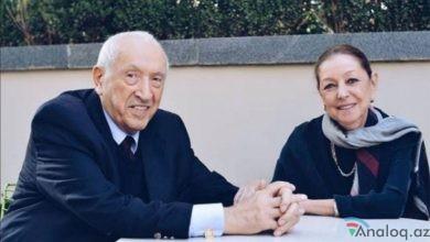 Photo of Dünya şöhrətli rəssam, Tahir Salahovun həyat yoldaşı vəfat etdi!