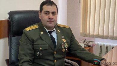 Photo of Erməninstanda polkovnik-leytenant da istefa verdi