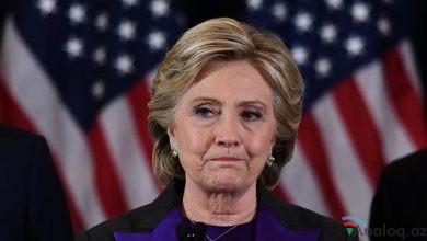 Photo of Hillari Klinton Tvitter hesabında Co Baydenə təbrik mesajında yazıb