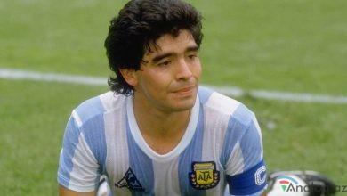 Photo of Futbol əfsanəsi Maradona dünyasını dəyişdi